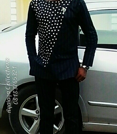 Ayaiya Collections... Styling the African man. WhatsApp us 08183765321