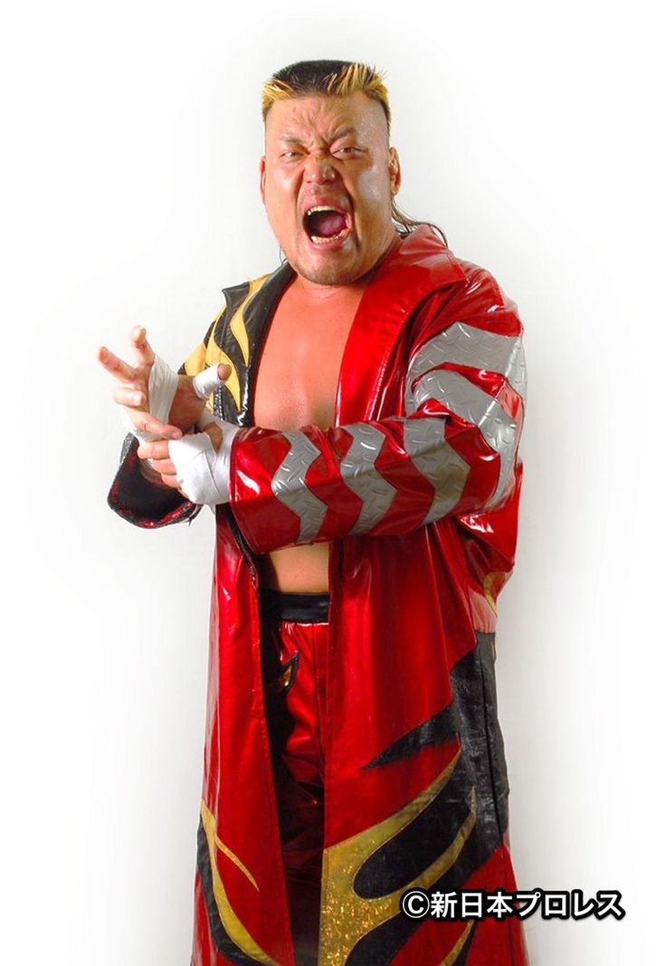 RT @HandsomeRace: 【パワーアップ週間にカマーン!!】NWA本部は289回目の防衛戦として新日本プロレスの天山広吉(45)を挑戦者に指名。G1 CLIMAX最多出場記録を持ち、3度の優勝を誇る実力者である。試合は8月24日未明。(番記者)#美獣 https://…