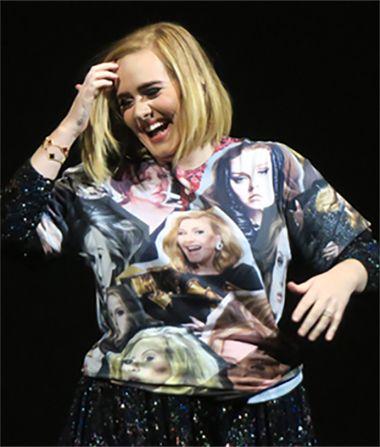 One of my fav Adele pics