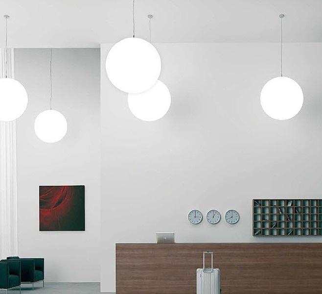 contemporary pendant lamp PEARL Schmitz-Leuchten GmbH & Co. KG