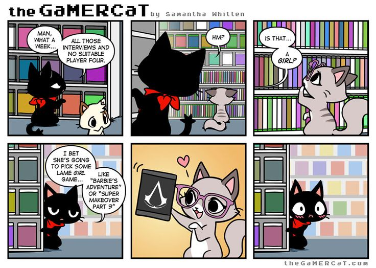 Defying Expectations--The GaMERCaT