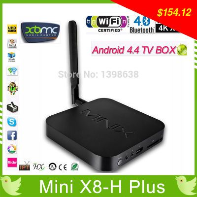 Great item for everybody. MINIX NEO X8-H Plus X8H X8 H 4K TV Box Android 4.4 Amlogic S812 Quad Core 2.0GHz 2GB RAM 16GB ROM Google Smart Mini PC XBMC - $154.12 http://cheaponlineshopping6.com/products/minix-neo-x8-h-plus-x8h-x8-h-4k-tv-box-android-4-4-amlogic-s812-quad-core-2-0ghz-2gb-ram-16gb-rom-google-smart-mini-pc-xbmc/