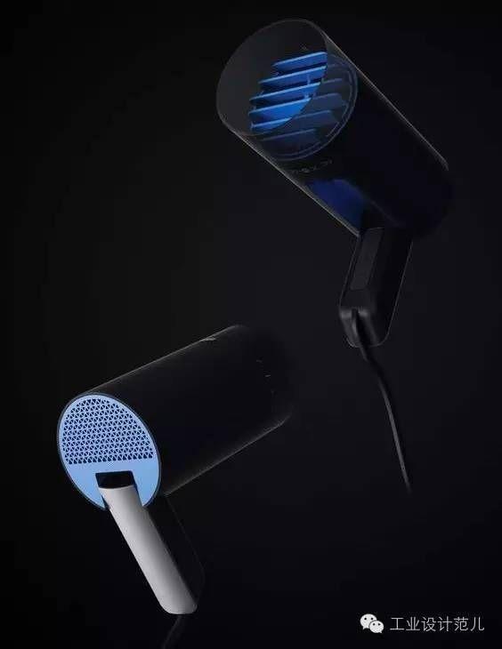 #吹风筒#今天你吹了吗????_工业设计...