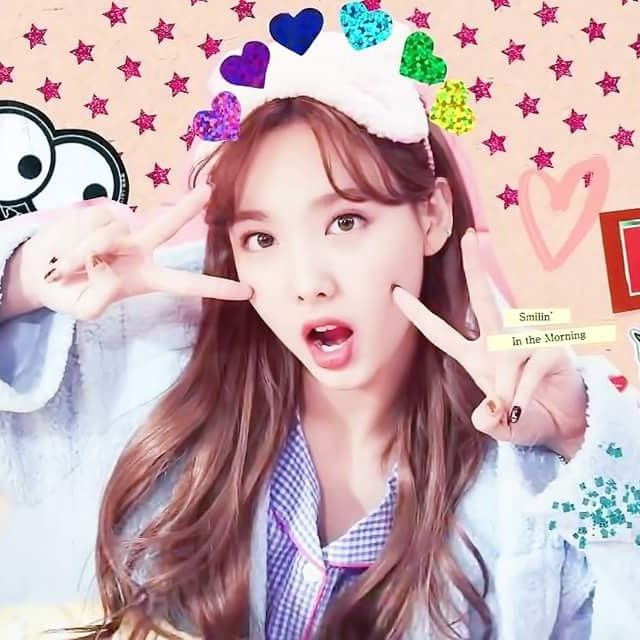 "Twice-Nayeon ""Brand New Girl""  MV Pinterest: Jannea Kim Follow for more!"