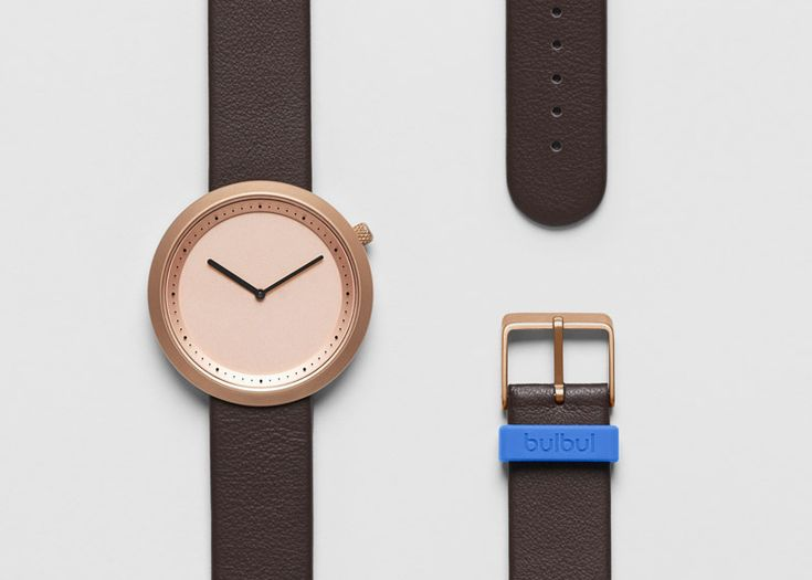 Facette watch by KiBiSi arrives at Dezeen Watch Store