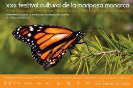 Festival Cultural de la Mariposa Monarca : Festivales México : Sistema de Información Cultural, Secretaría de Cultura