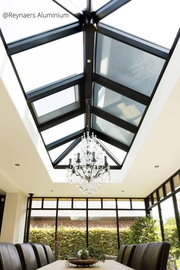 Intégrez votre jardin dans votre environnement de vie avec une véranda Reynaers | Veranda, Tuin ...