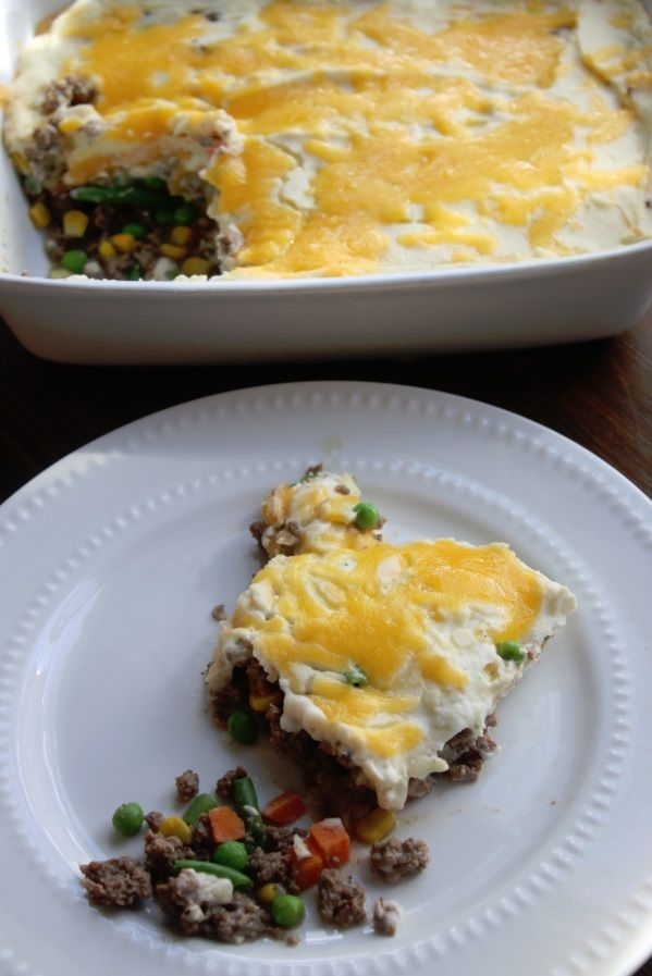 25+ Best Ideas about Easy Shepherds Pie Recipe on ...