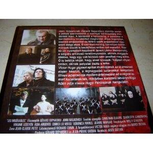 Les Miserables (2000) (2 DVD Hungarian Releaese) / A nyomorultak $19