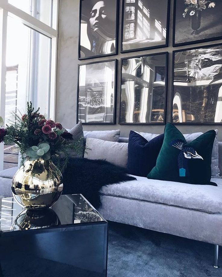 41 Totally Chic Living Room Wall Decor Ideas
