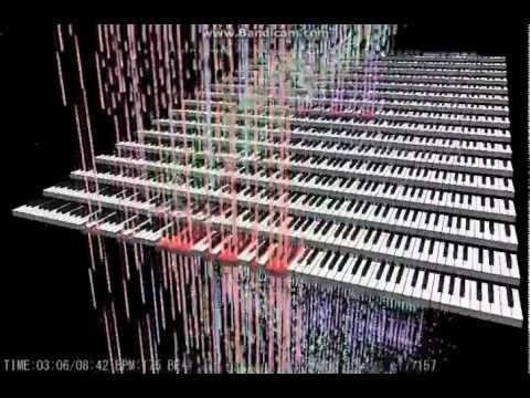 necrofantasia synthesia gone on crack means