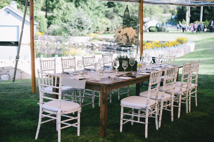 Rustic / New England Country Rentals | Custom Event Design & Rental