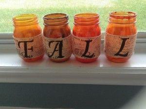 DIY Fall Craft - Easy!
