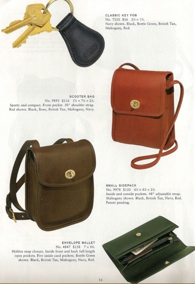 6f68f0f9970e Pin by Tami Wilhelmy on vintage coach in 2019 | Coach backpack ...