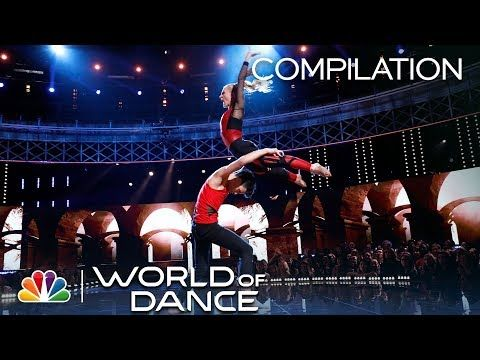 World of Dance 2018 - Charity & Andres: All Performances