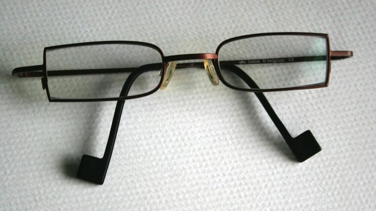 Minimalist Edgy Fun Funky Eyewear Made In Belguim Theo By