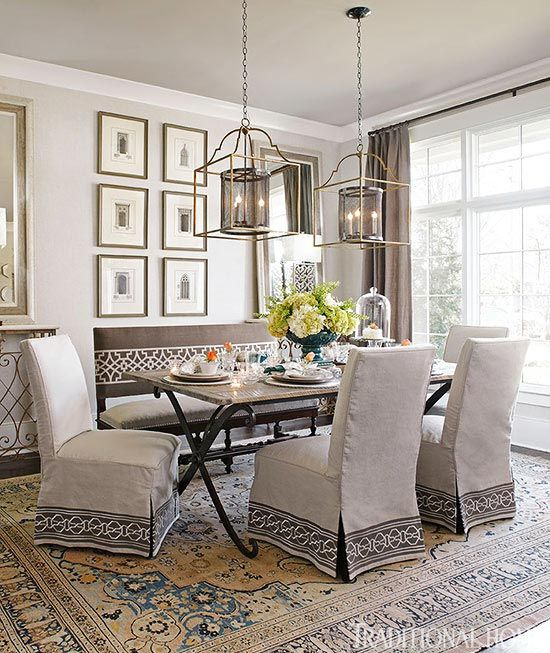 traditional home dining rooms. Crysta Allsbrooks Parish  Dining Room O More College of Design Showhouse Traditional Home 99 best Rooms images on Pinterest Beautiful room