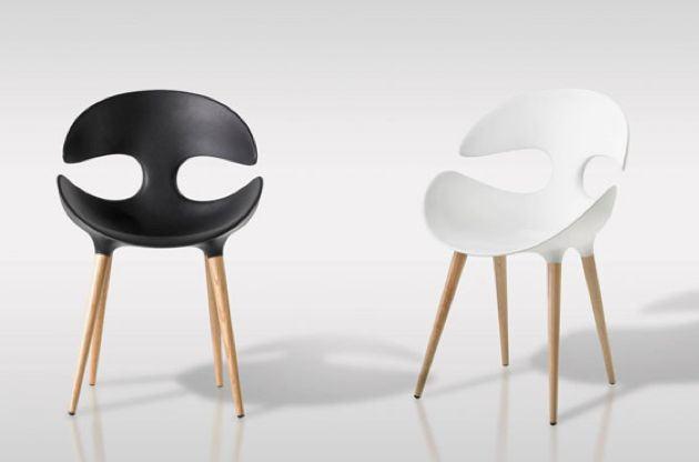 The Kat chair by Karim Rashid