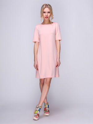 Платье персикового цвета - MarieM - 2348615