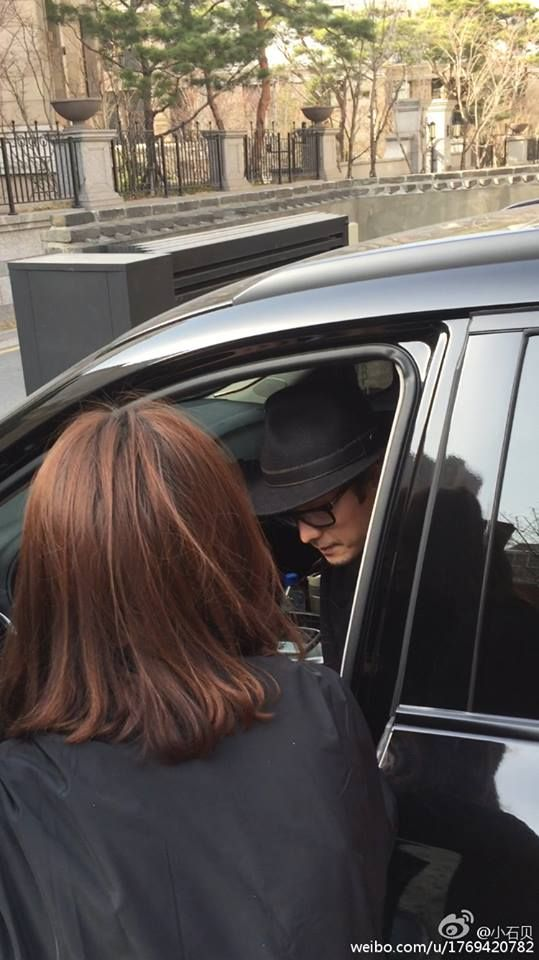 Again,Chinese fans met #Sojisub at 51K office 29th March 2015 thx to credit
