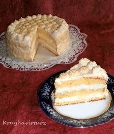 Konyhavirtuóz: Raffaello torta