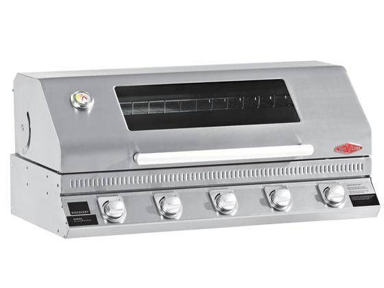 BeefEater Discovery 1100 Premium 5 Burner Built-In Barbecue For Sale