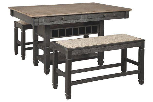 20+ Signature design by ashley tyler creek counter height dining table Tips