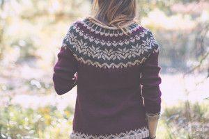 Iceland // Lopi // Fair Isle // Knitting // Handmade // Lopapeysa