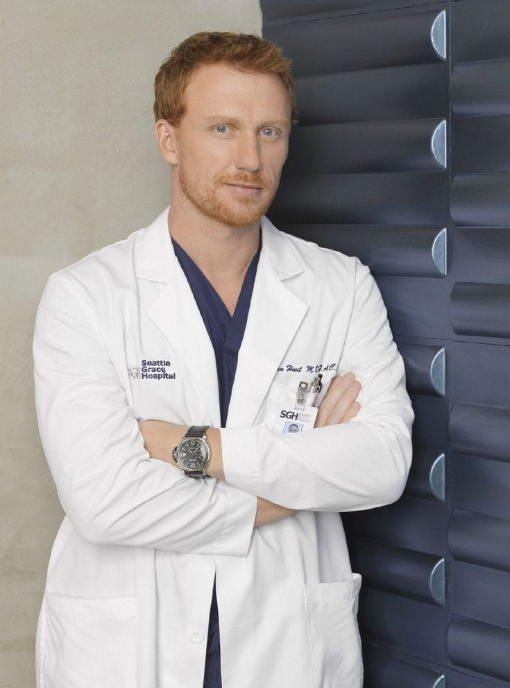 Day 5: Least Favorite Male Character ~ Dr. Owen Hunt