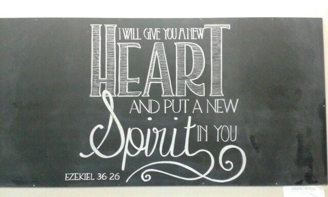 New heart