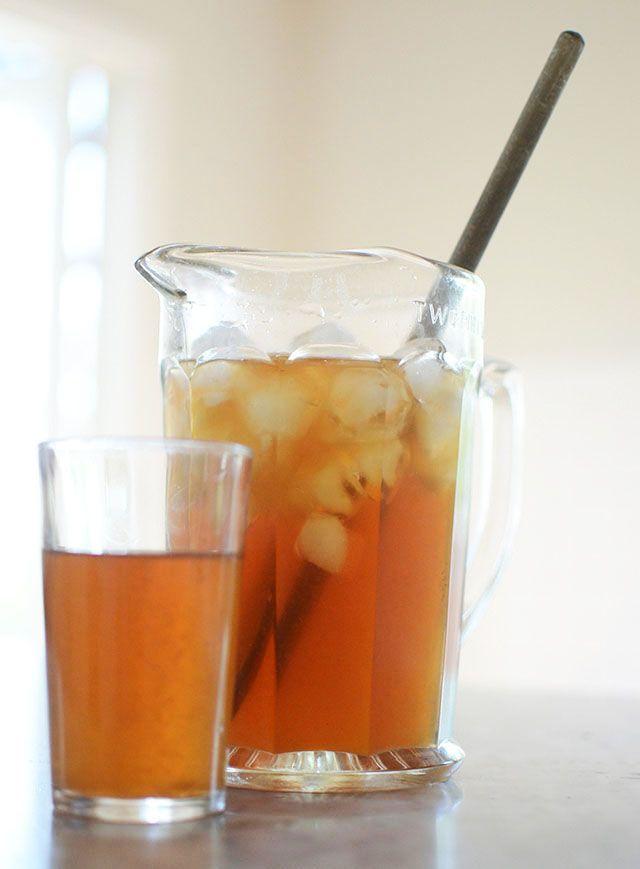 Svalkande drycker – recept på citronsaft, iste och iskaffe