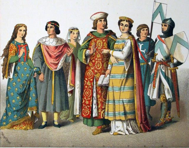 an introduction to the clothing of the middle ages The middle ages essay examples  an introduction to the analysis of the psaltrey family  the features of clothing in the middle ages.