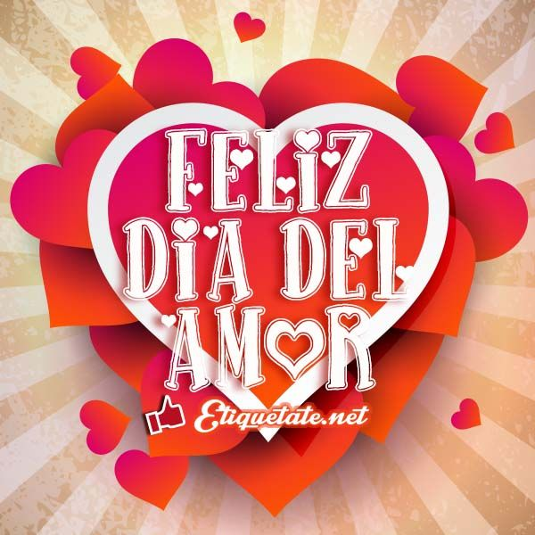 Imagenes de Feliz Dia del Amor o San Valentin | http://etiquetate.net/imagenes-de-feliz-dia-del-amor/