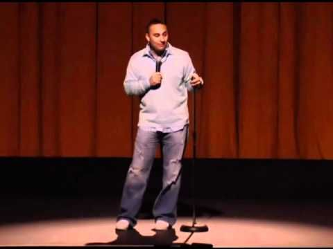 Russell Peters White people are not racist