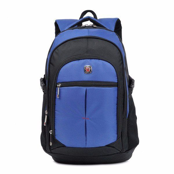 Man Leisure Oxford Business Bag 15 Inch Laptop Backpack Shoulder Bag