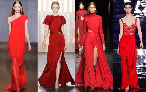 «Девушка в красном…» — будут напевать про себя мужчины, вспоминая вас, облаченную в шикарное красное платье – бескомпромиссно модное в сезоне осень-зима 2014-2015.