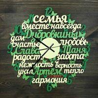 Товары Woodnem—декор. Слова, фоторамки, гербы из дерева | 385 товаров