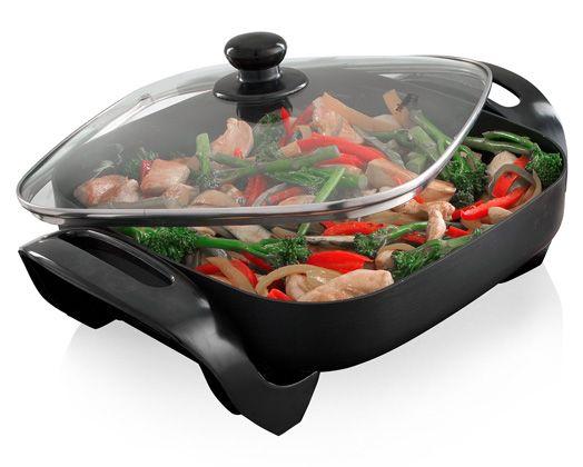Odiseo 1500W Electric Frying Pan