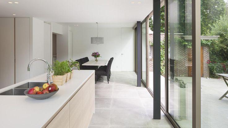 Woning N - Hove - uitbreiding en renovatie gelijkvloers | Vorm Interieurgroup