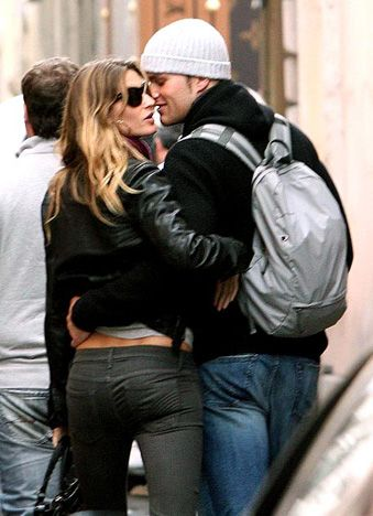 The couple -- who began dating in 2006 -- went on a romantic vacation in Rome on Feb. 26, 2007.