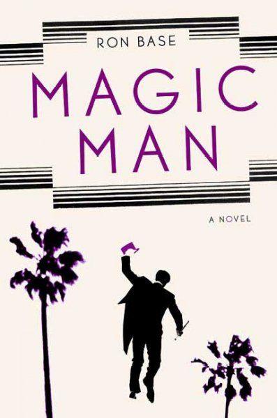 Magic Man by Ron Base. #MiltonON