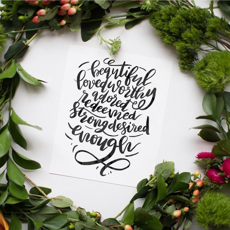 18 lovely letterers to follow on Instagram