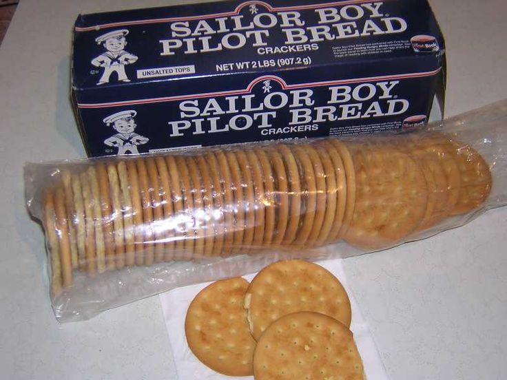 Sailor Boy Pilot Bread | Emergency Rations | Pinterest