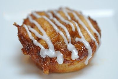 Fast and Easy Cinnamon Roll Muffins