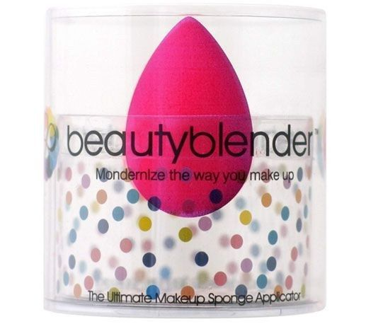 The Beauty Blender for that airbrushed makeup look.   26 Holy Grail Beauty Products That Are Worth Every Penny