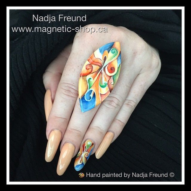 26 best My Nails images on Pinterest | My nails, Magnetic nails and ...