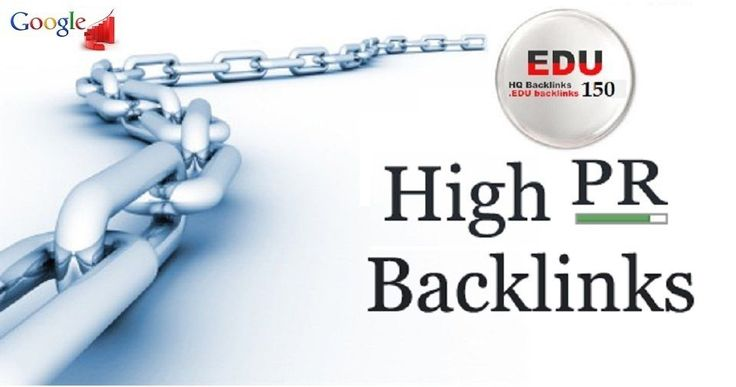150 EDU and GOV Seo backlinks