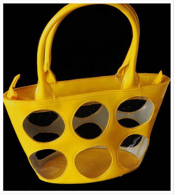 Bulaggi vintage handtasje jaren 80  in de stijl van door TresbeLLL