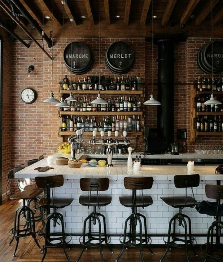 Home Bar Ideas And Supplies: Pin De Kareen Priscilla Ábrego Em Pub Design