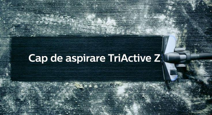 Duzele de aspirare TriActive ale aspiratoarelor Philips PowerPro Ultimate! Buzzstore Acasacu Philips #aspiratoarePhilips